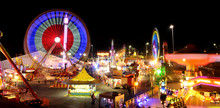 Carnival Rides At The The Roya...