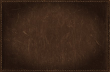 Dark Brown Grunge Background F...