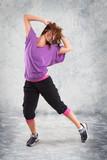 Spaß beim Zumba Tanzen