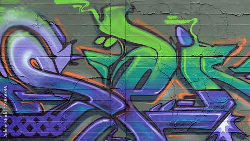 graffiti © rachid amrous