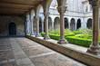 Kreuzsgang der gotischen Kathedrale in Lamego