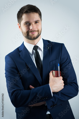Fotografie, Tablou  Handsome young man