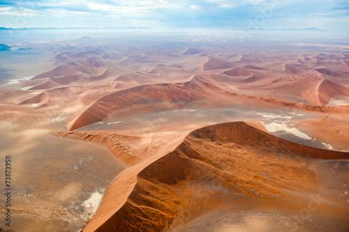 Fotografering  Sossusvlei, deserto della Namibia, Africa
