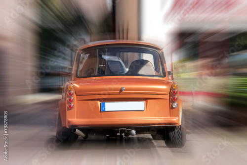Photo Trabant Zwickau VEB