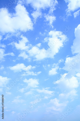 Fototapeta niebo lazurowe-niebo-z-chmurkami
