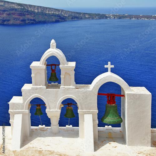 Papiers peints Santorini Santorini architectural details, Greece
