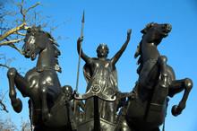 Queen Boudica Statue