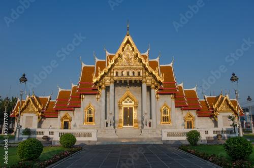 Photo  Wat Benchamabophit Dusitvanaram