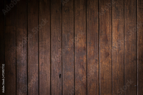 Fototapeta wood brown wall plank background obraz na płótnie