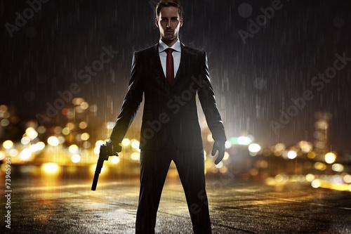 Fotografie, Obraz  Smlouva Killer