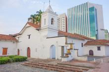 La Merced Church In Cali