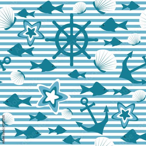 morze-obdzierajacy-bezszwowy-wzor