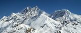Fototapeta Mountains - summit Dom