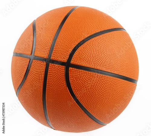 Foto op Plexiglas Bol Basketball