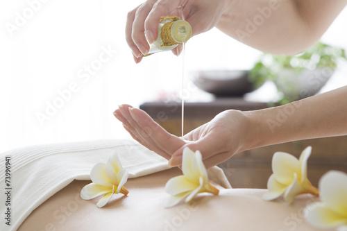 Foto Oil massage