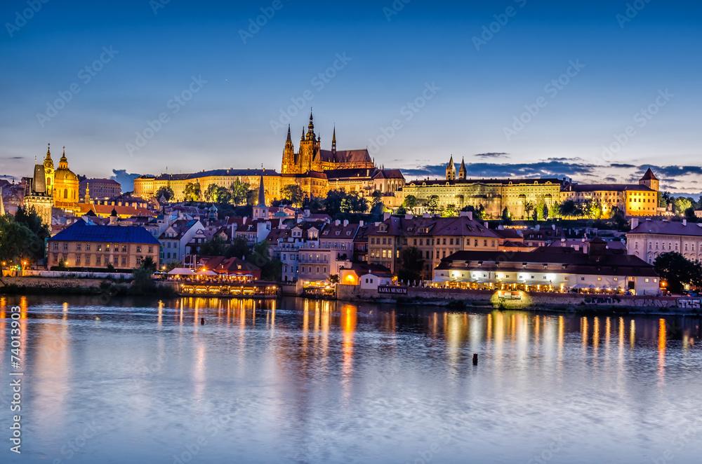 Fototapety, obrazy: Praga Most Karola