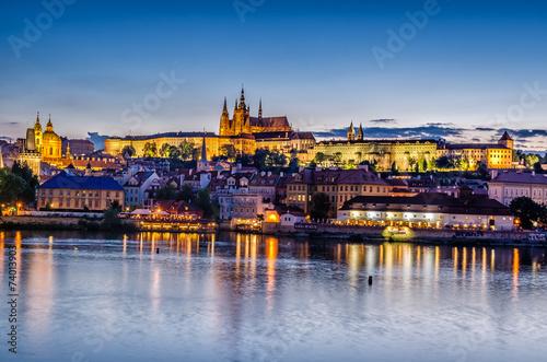 Fototapeta Praga Most Karola obraz
