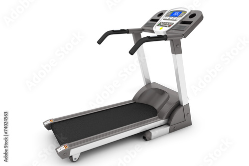 Fotografia Treadmill Machine