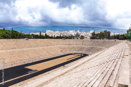 Staande foto Athene Panathenaic Stadium Athens, Greece