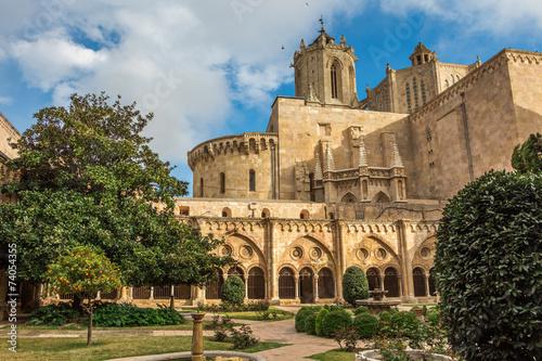 Catedral de Tarragona - Claustro interior