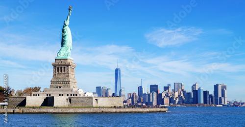 Nowy Jork - Skyline