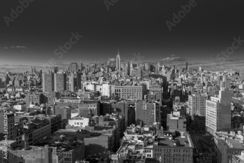 Foto op Aluminium New York new york skyline photo