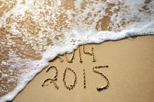 Happy Near Year Concept 2015 R...