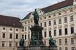 Hofburg Palace, Monument to Emperor Franz I, Vienna