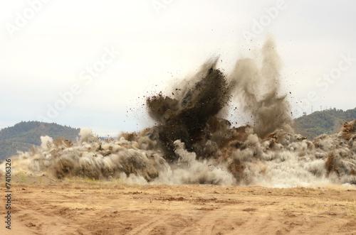 Valokuva Blast Sequence
