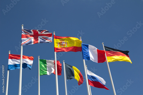Fotografija  International Flags