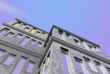 Luxe Kantoor Villa Met Marmer ...