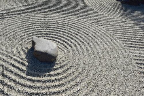 Papiers peints Kyoto 枯山水
