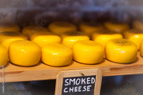Photo  Amsterdam fromage