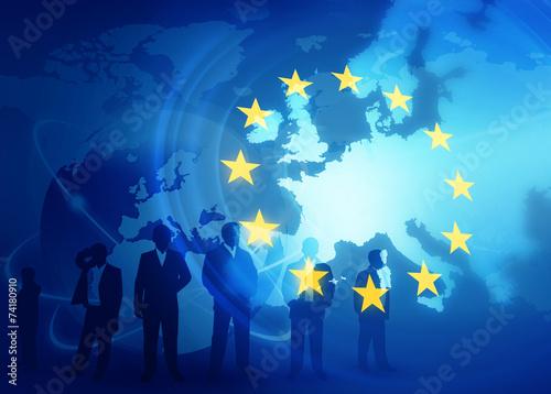 Obraz europe - fototapety do salonu
