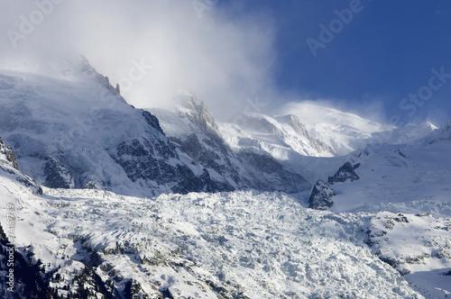 Tuinposter Bergen Alps