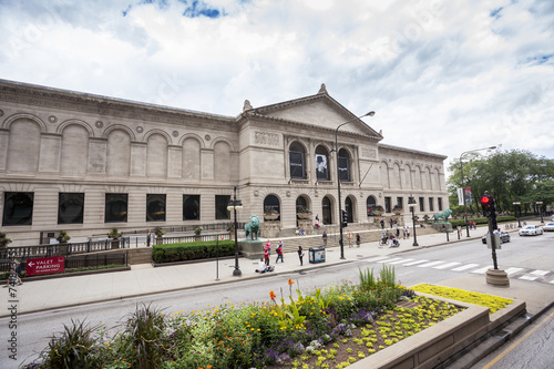 The Art Institute of Chicago, Illinois, USA