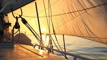 Beautiful Sun-filled Sails At ...