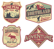 Wildlife Exploration Vintage P...