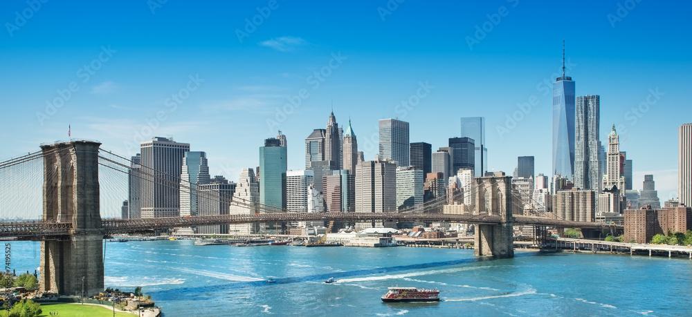 Fototapety, obrazy: New York