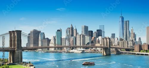 Foto op Aluminium New York New York