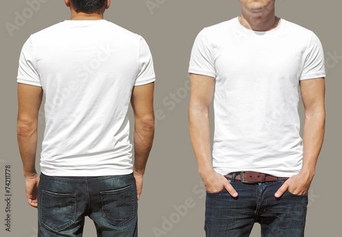 T-shirt template Canvas
