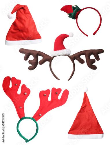 ea99062b8a84b elf and santa hats