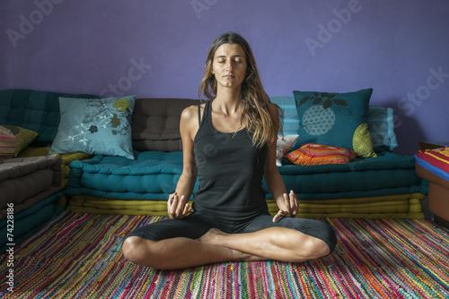 Valokuva  yoga