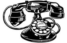 Retro Telephone 2
