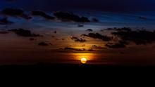 The Picturesque Sunset (sunris...