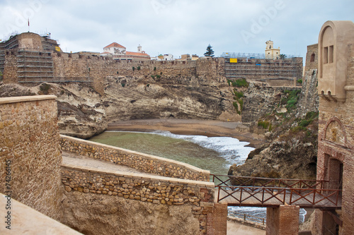 Fortress in Melilla