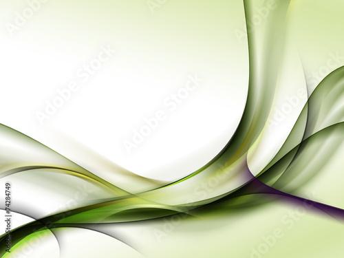 zielone-abstrakcyjne-fale