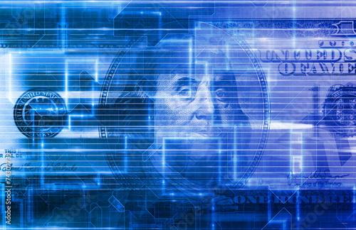 Fotografía  Digital Mobile Banking