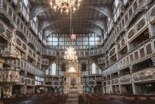 Interior Of Evangelical-Augsburg Church - Jawor, Poland
