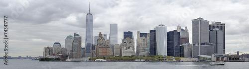 Manhattan (NewYork) -Skyline